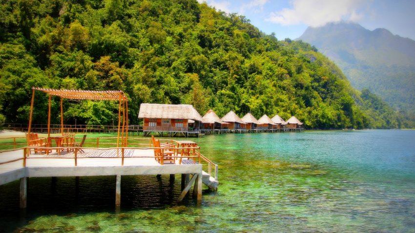 Cara ke Ora Beach Dari Jakarta