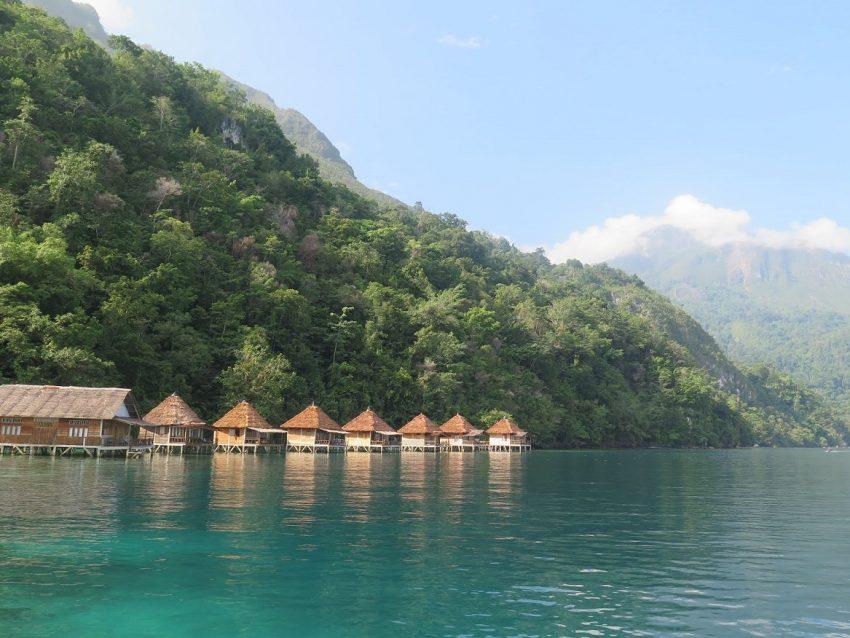 Ora Beach Ambon Maluku
