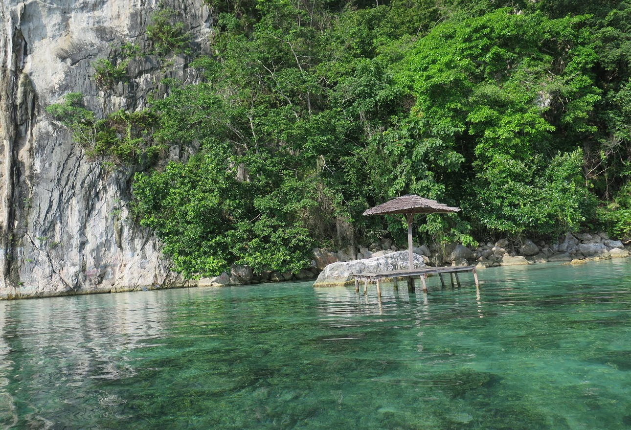 Ora Beach Eco Resort Laut