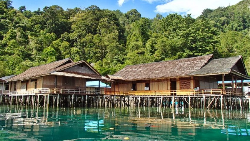 Ora Beach Maluku Resort