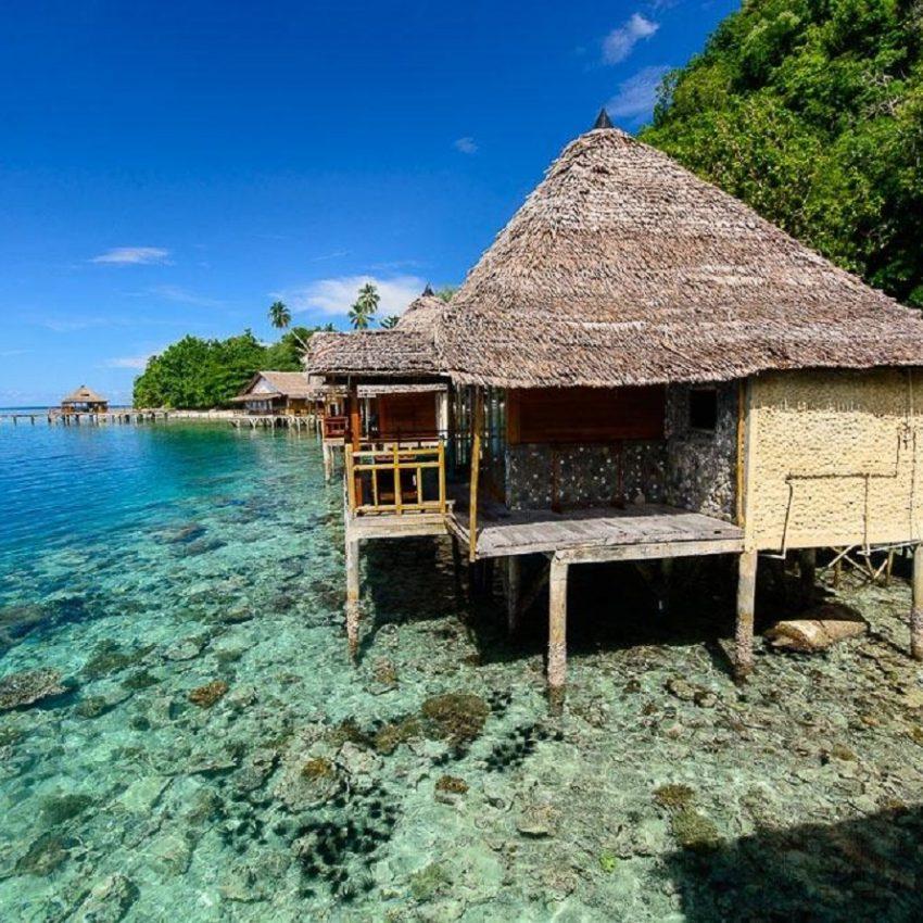 Ora Beach Pualu Seram Maluku