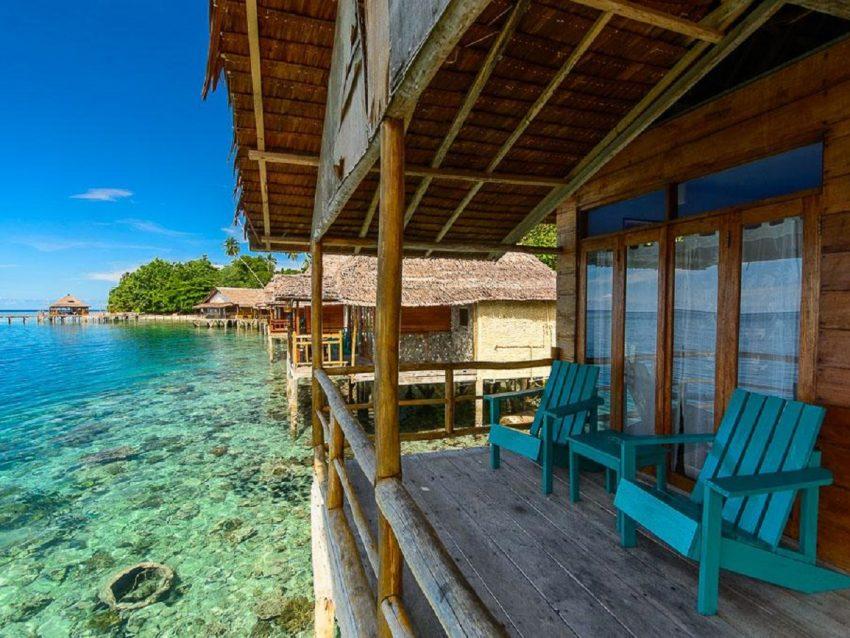 Paket Wisata Ora Beach Resort